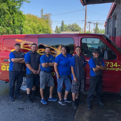 Best Auto Glass company Team